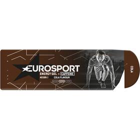 Eurosport nutrition Energy Gel + Caffeine 20 x 40g, cola